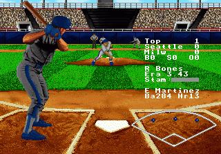 RBI Baseball 95 (32X)